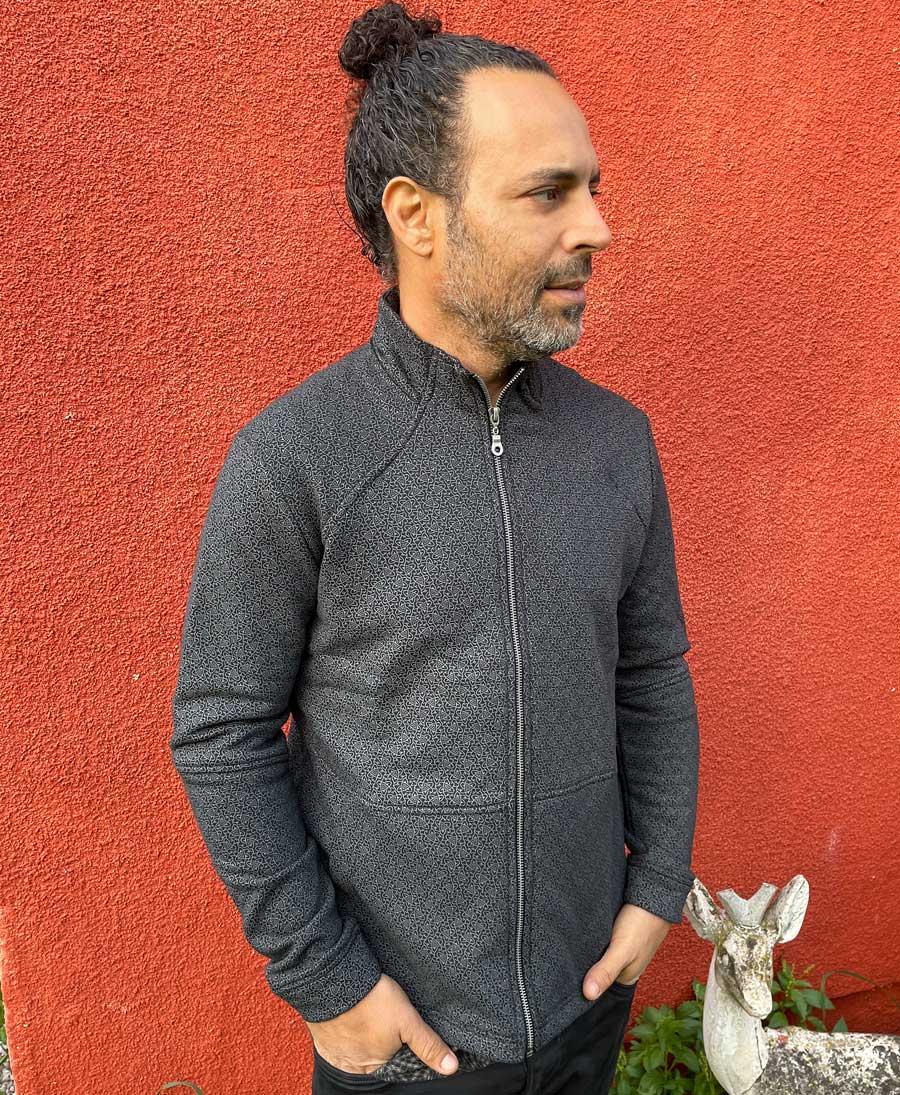 50% Off Sale  ➟ Atomic Zip Jacket (imperfect)