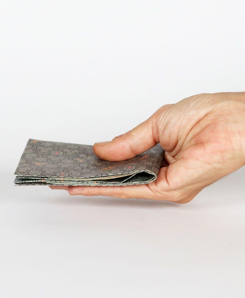 Bees Tyvek Paper Wallet