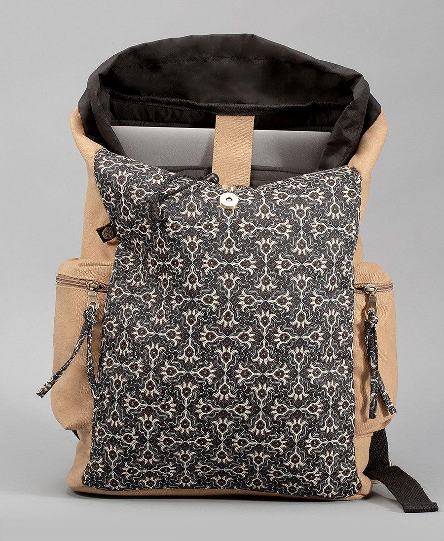 Hamsa Backpack - Full Print