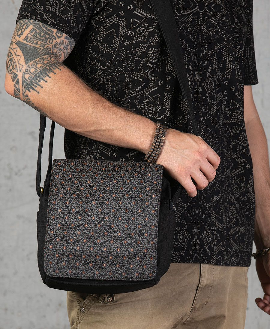 Atomic CrossBody Bag