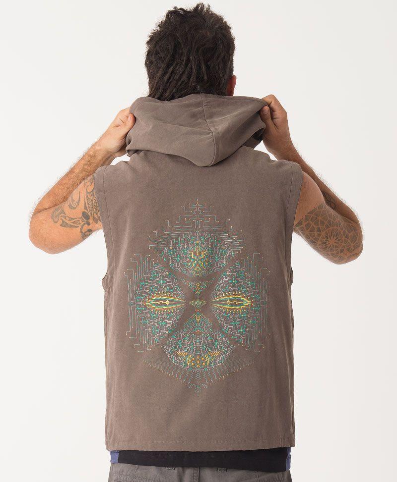 Sikuli Microfiber Vest ➟ Grey