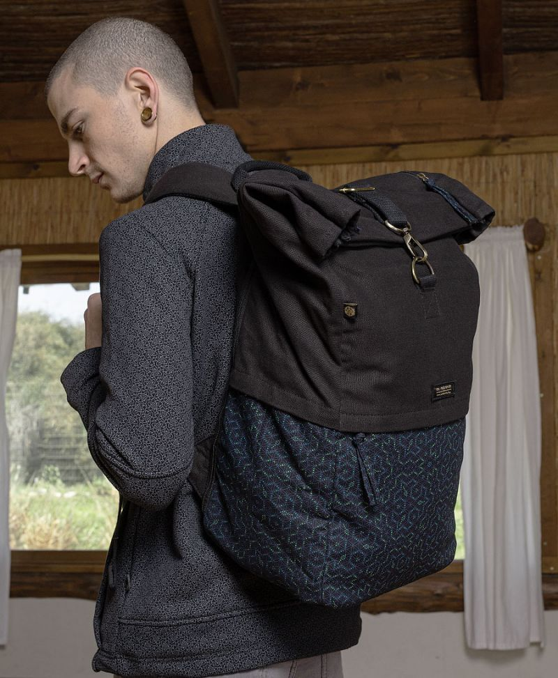 Seeds Roll-Top Backpack 45L