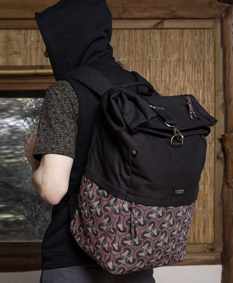 Fungi Roll-Top Backpack 45L