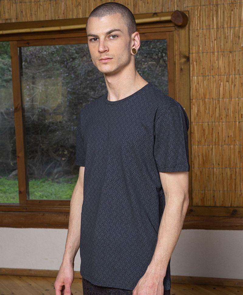 Atomic T-shirt ➟ Black