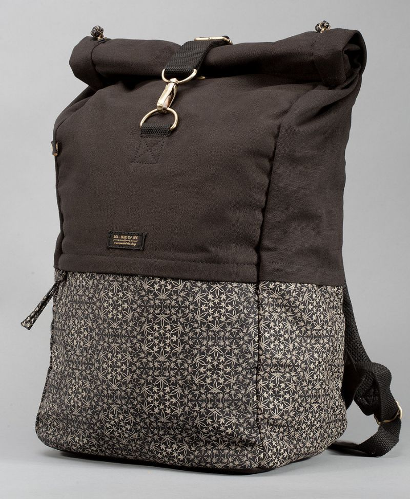 Hempi Roll-Top Backpack 45L