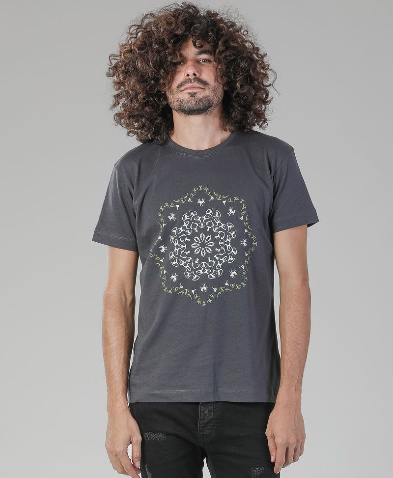 Lotusika T-shirt ➟ Grey