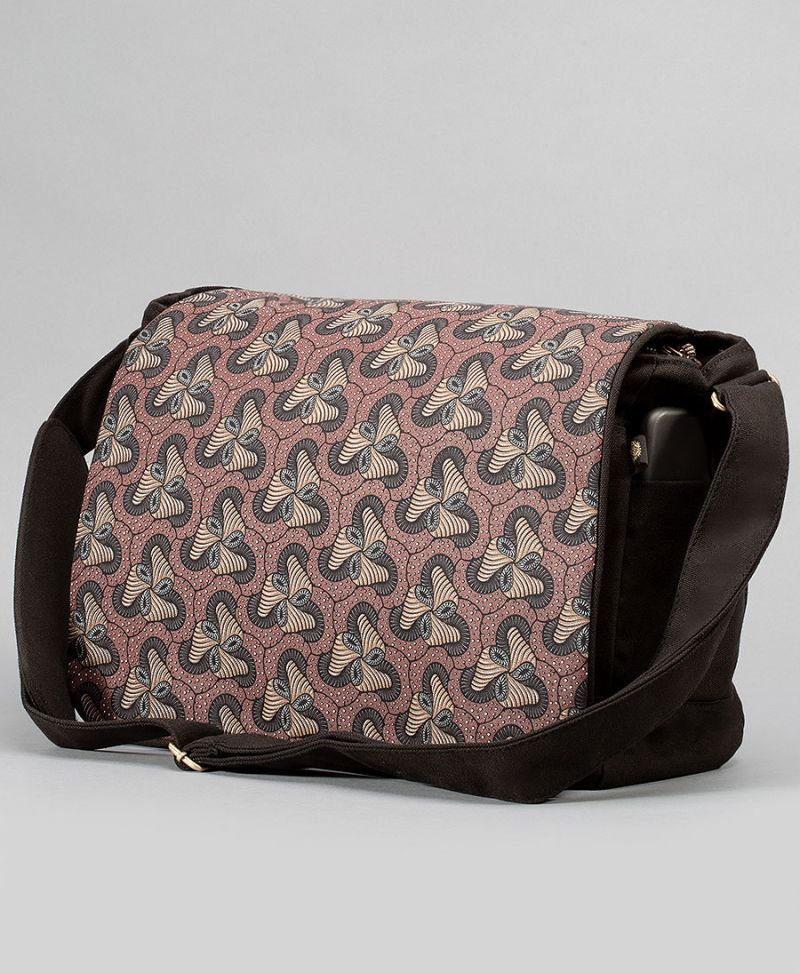 Fungi Messenger Bag
