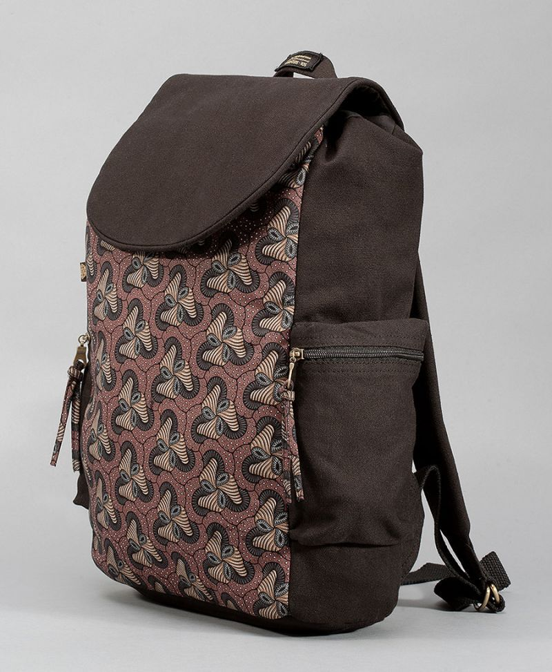 Fungi Backpack - Black