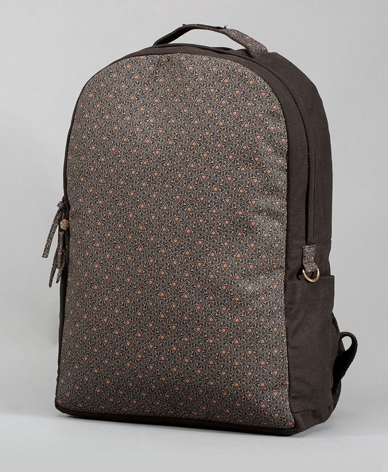 Atomic Backpack- Round