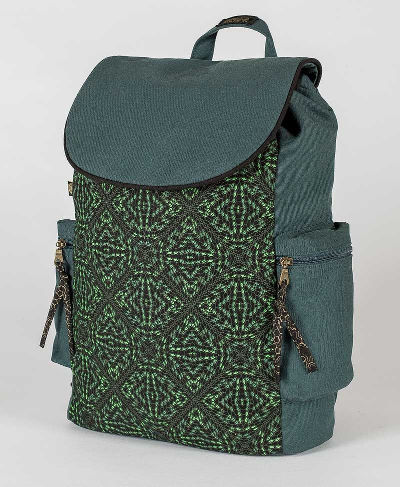 Hexit Backpack - Green