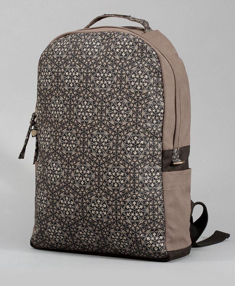 Hempi Backpack- Round