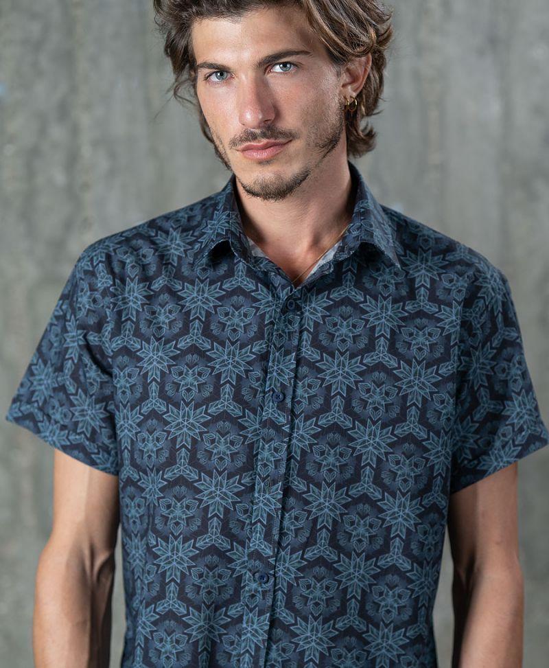 Optisomex Button Shirt