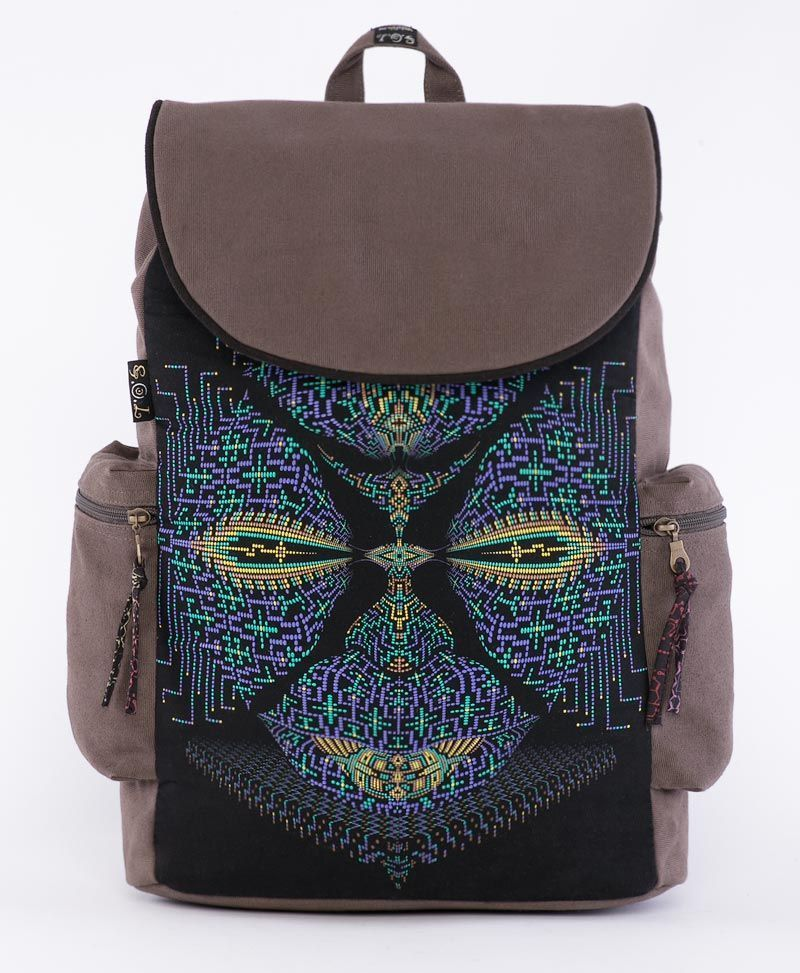 Sikuli Backpack - Grey