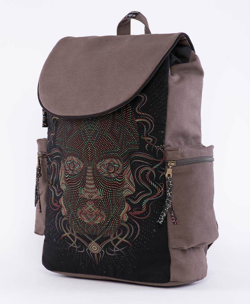 Trimurti Backpack - Grey