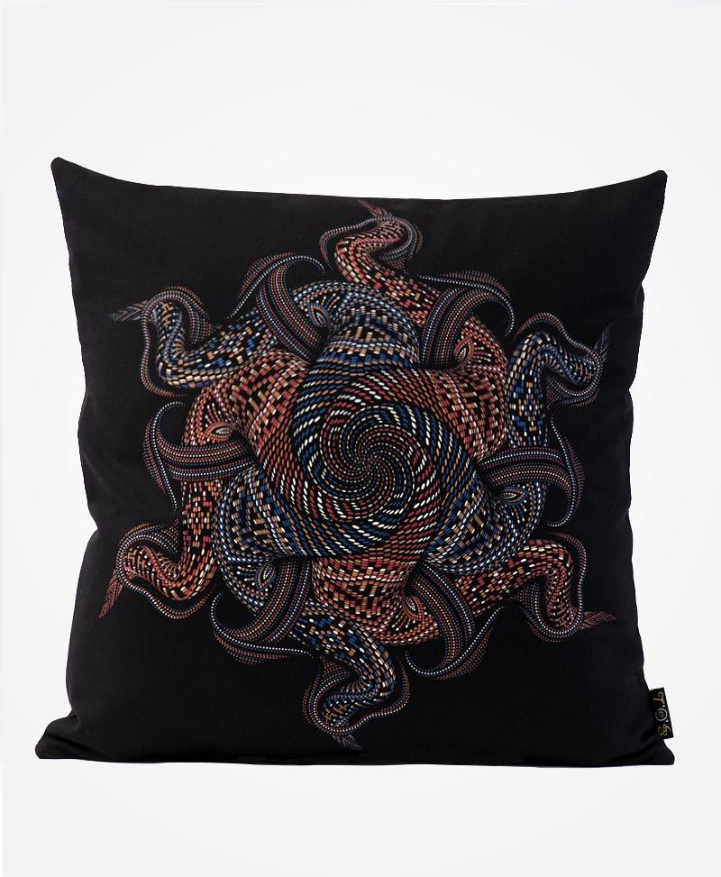 Vortex Cushion Cover