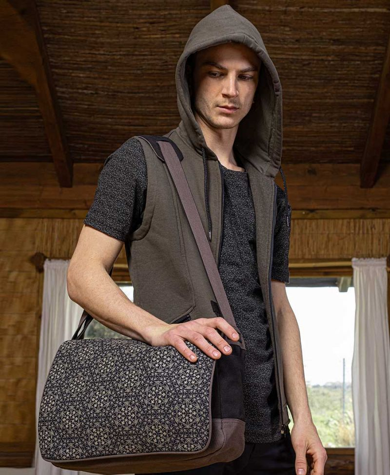 Hempi Messenger Bag