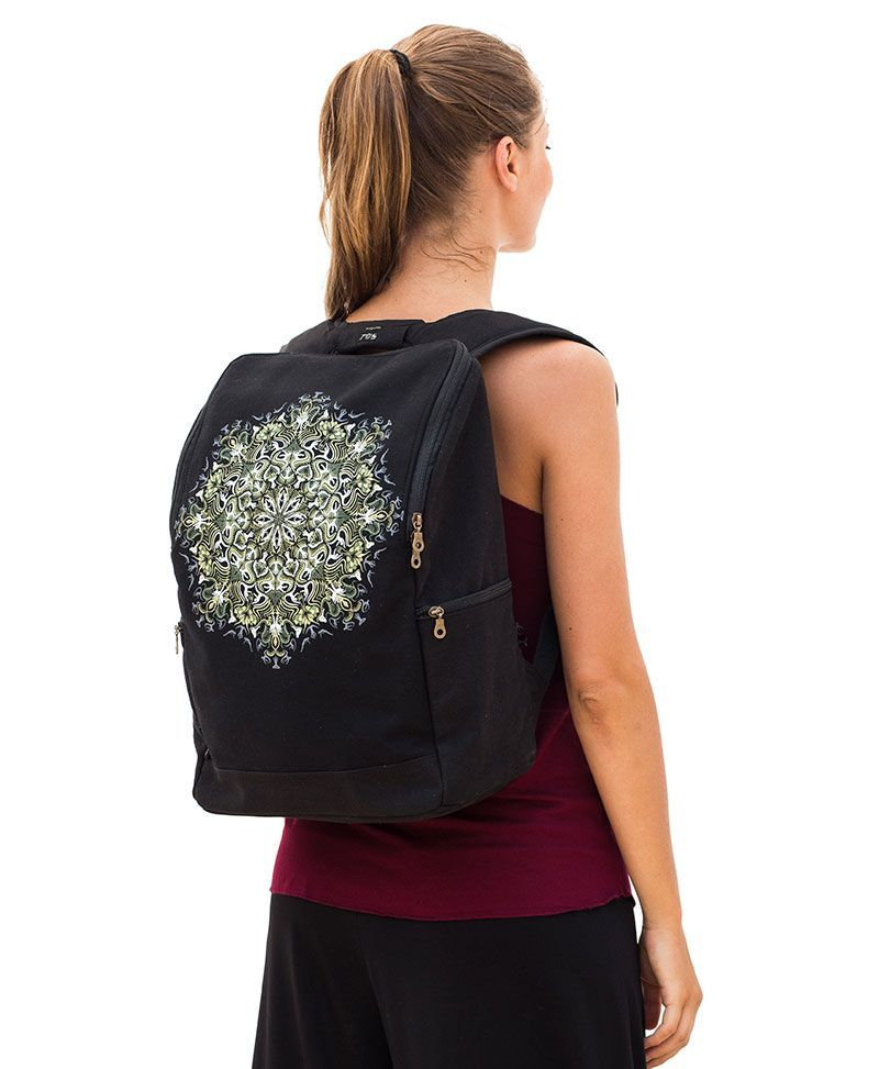 Lotusika Backpack - Square