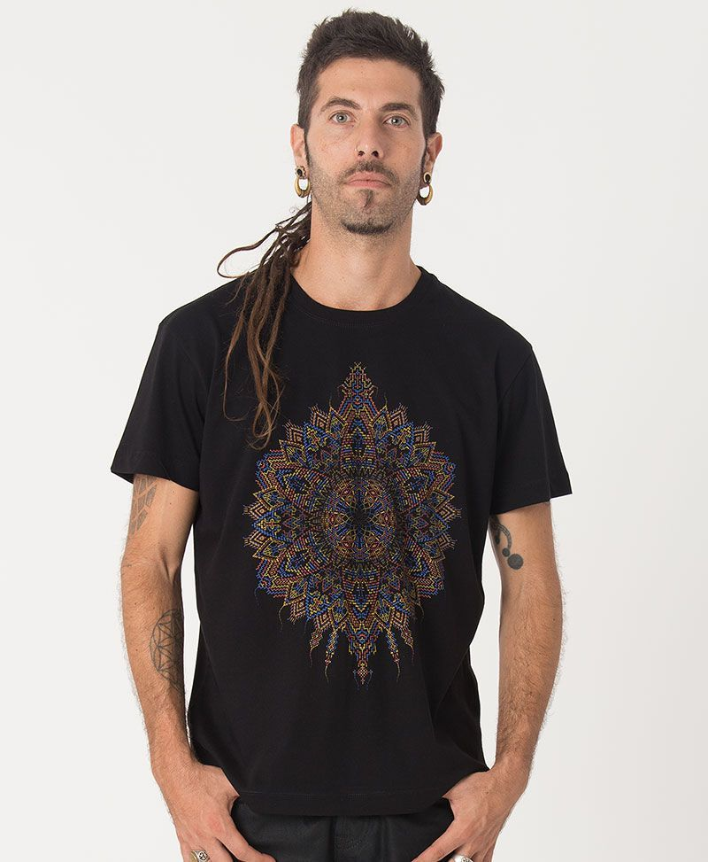 Mexica T-shirt ➟ Black