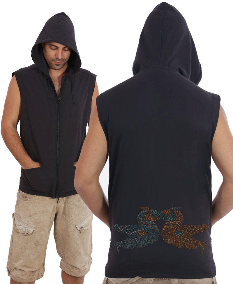 Giving Microfiber Vest