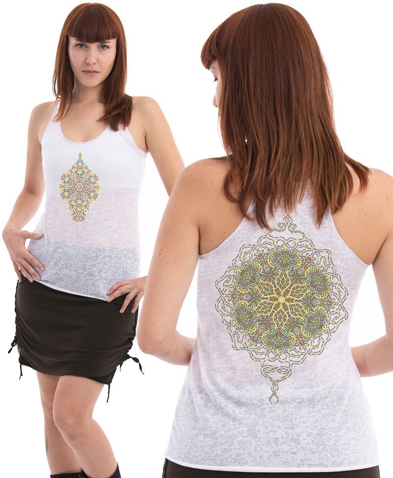 peyote Burnout Top