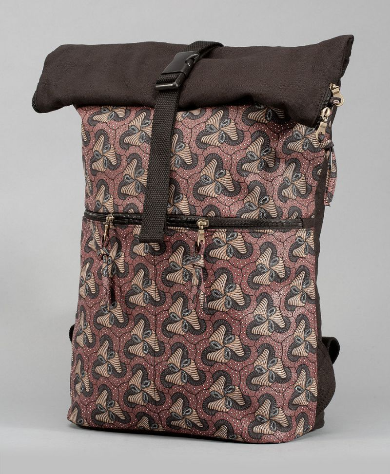 Fungi Roll-Top Backpack