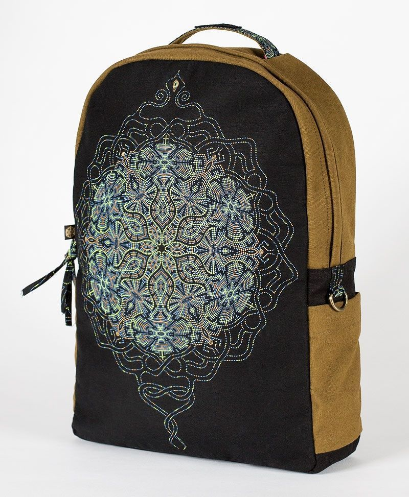 Peyote Backpack - Round