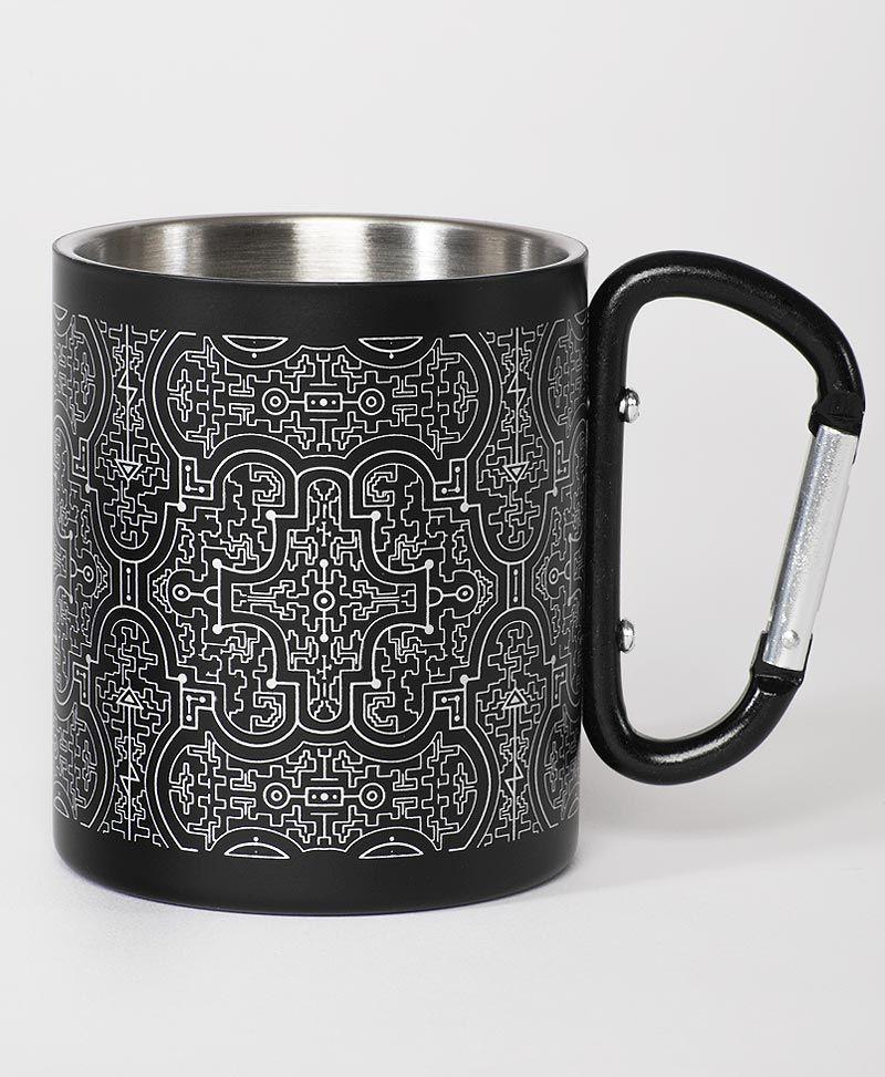 Shipibo Kené Mug