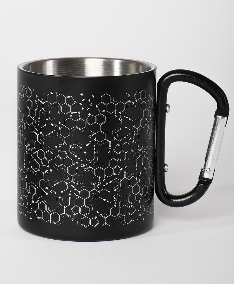 LSD Molecule Mug