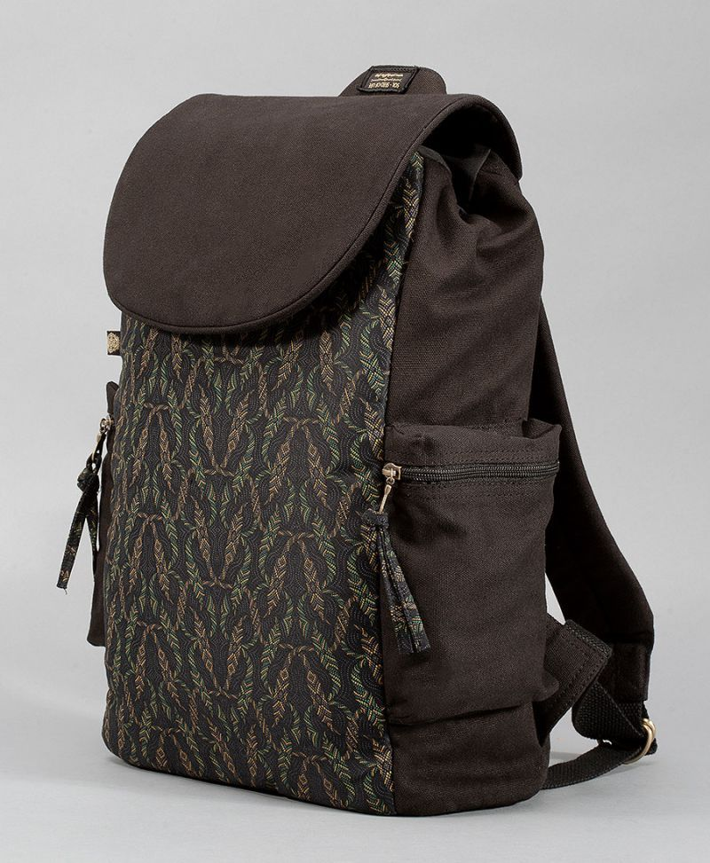 Nyoka Backpack - Black