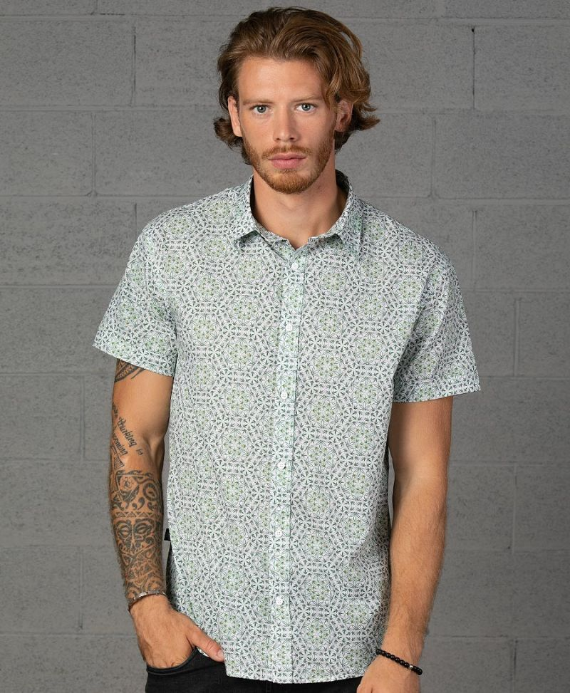 Hempi Button Shirt