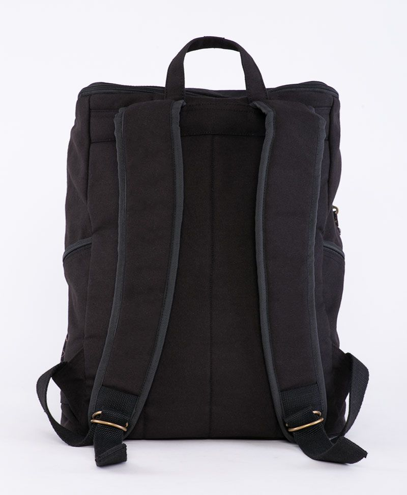 psychedelic clothing laptop backpack