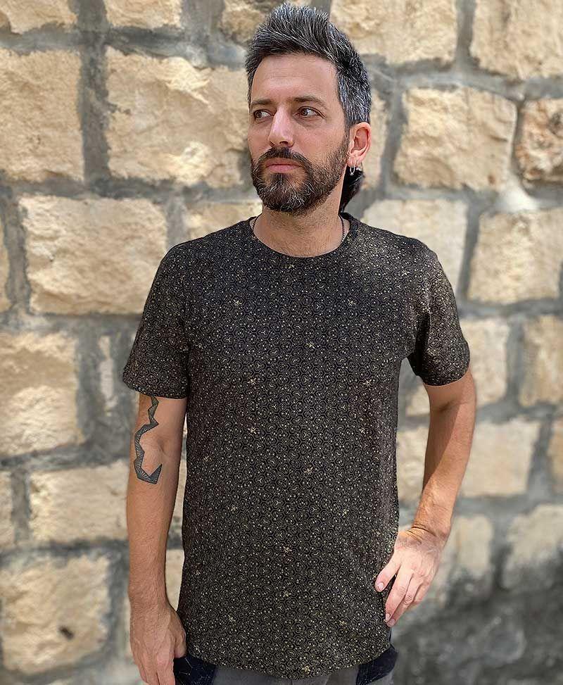 Bee hive shirt for men full print t-shirt