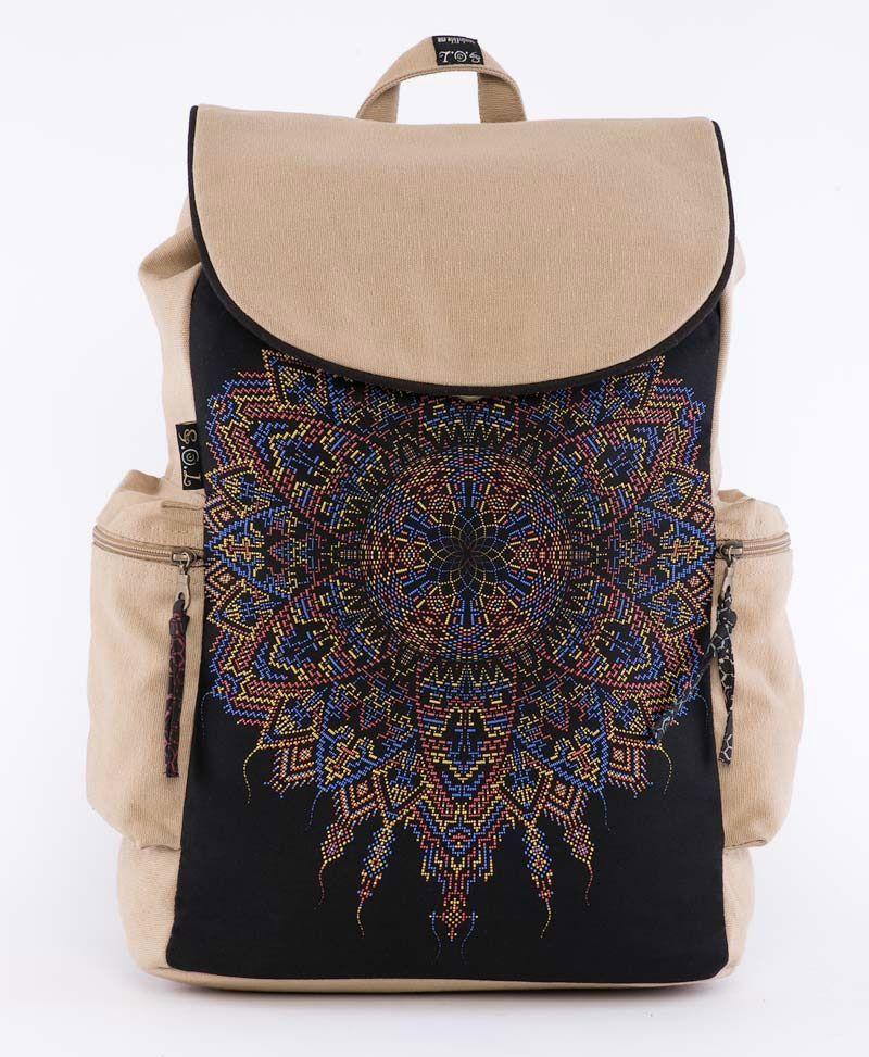 canvas-backpack-laptop-bag-mandala