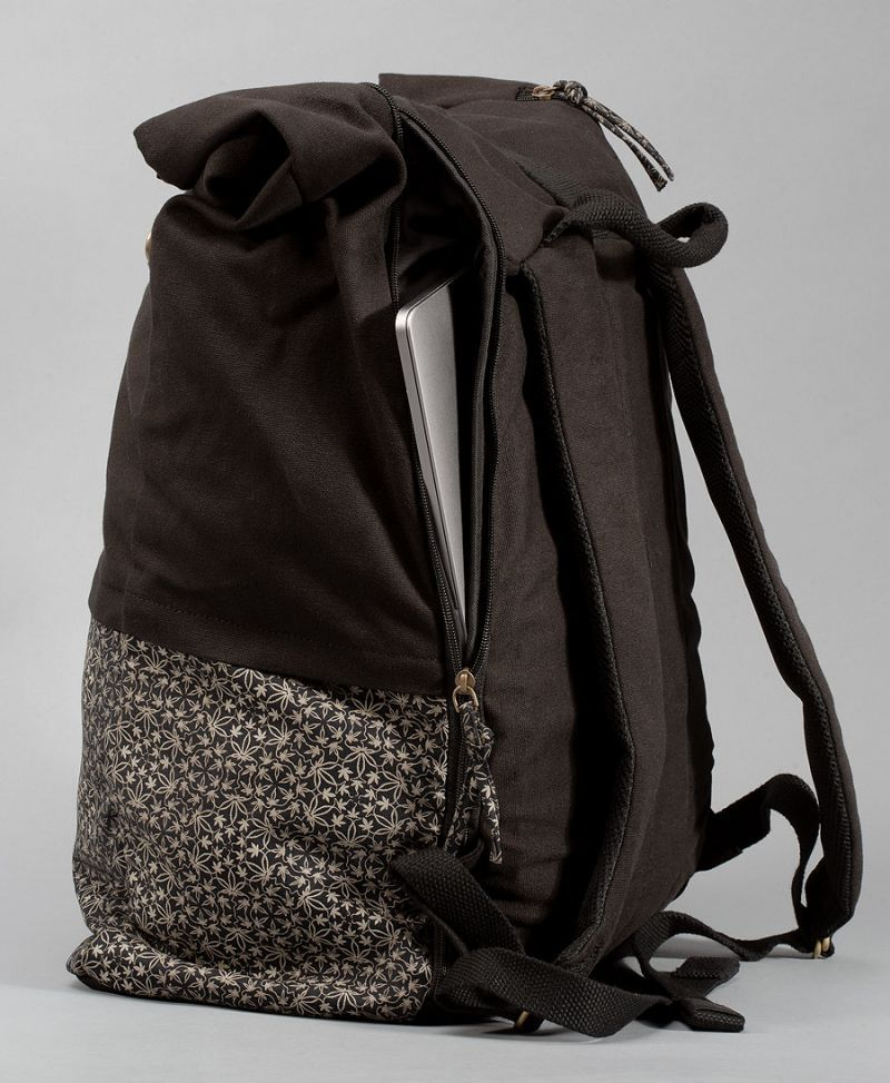 extra large travel backpack Carry on laptop bag psychedelic bags