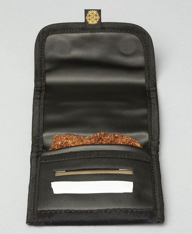 rolling tobacco pouch case