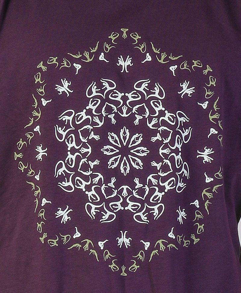 psychedelic men tshirt