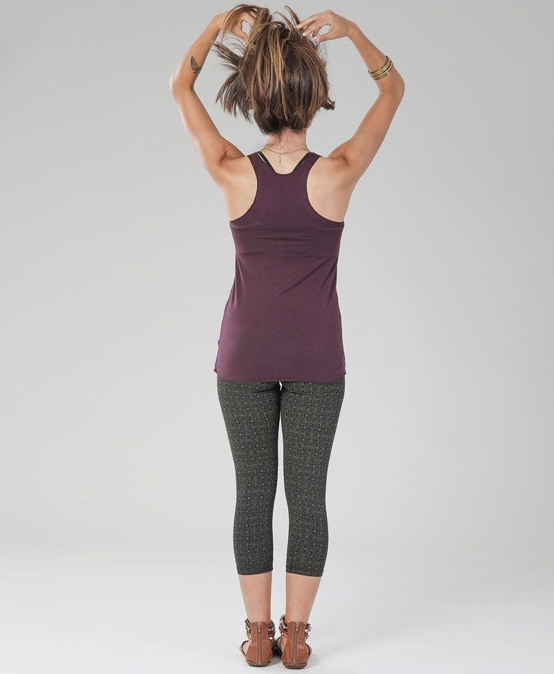 hamsa-tank-top-purple-racerback-cotton-yoga-wear