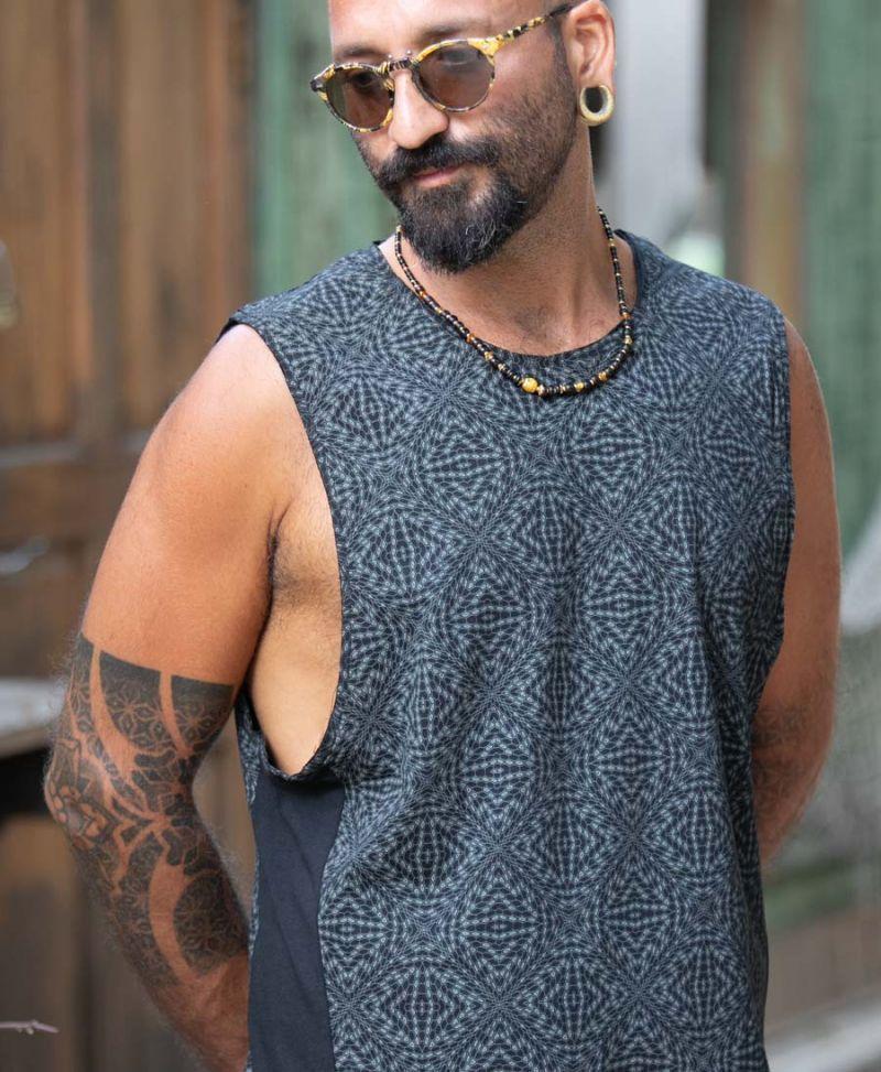 hexagon-men-tank-top-festival-wear-psy-trance-clothes