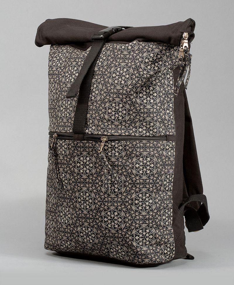 Hempi Roll-Top Backpack