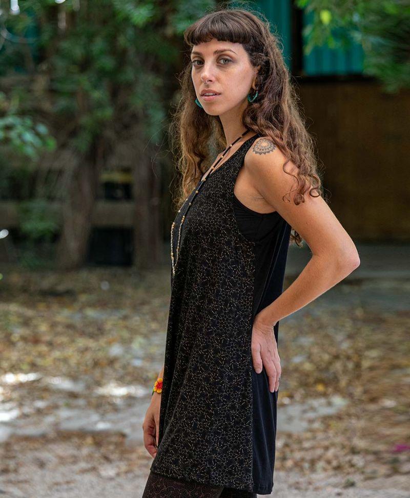 lsd-molecule-top-women-sleeveless-shirt-loose-fit