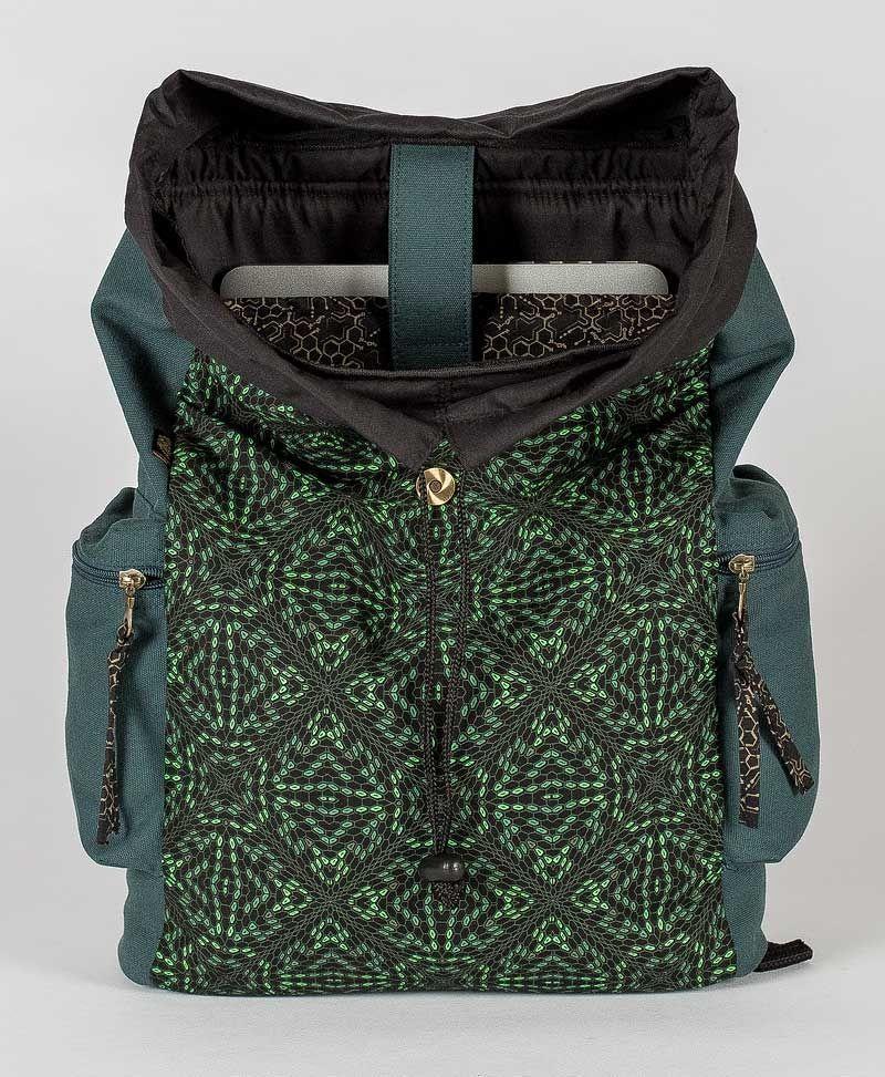 psy-trance-canvas-laptop-backpack-hexagon-uv-glow-bag