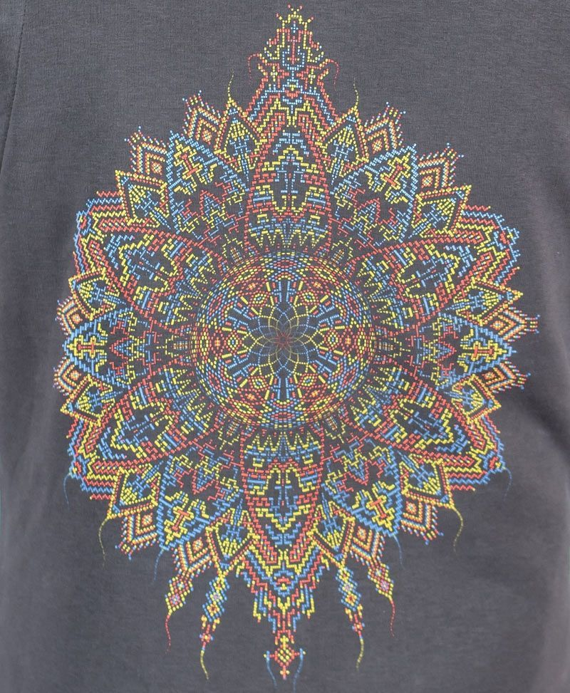 psy-trance-clothing-men-ves-hooded-grey-cotton-mandala-print-huichol