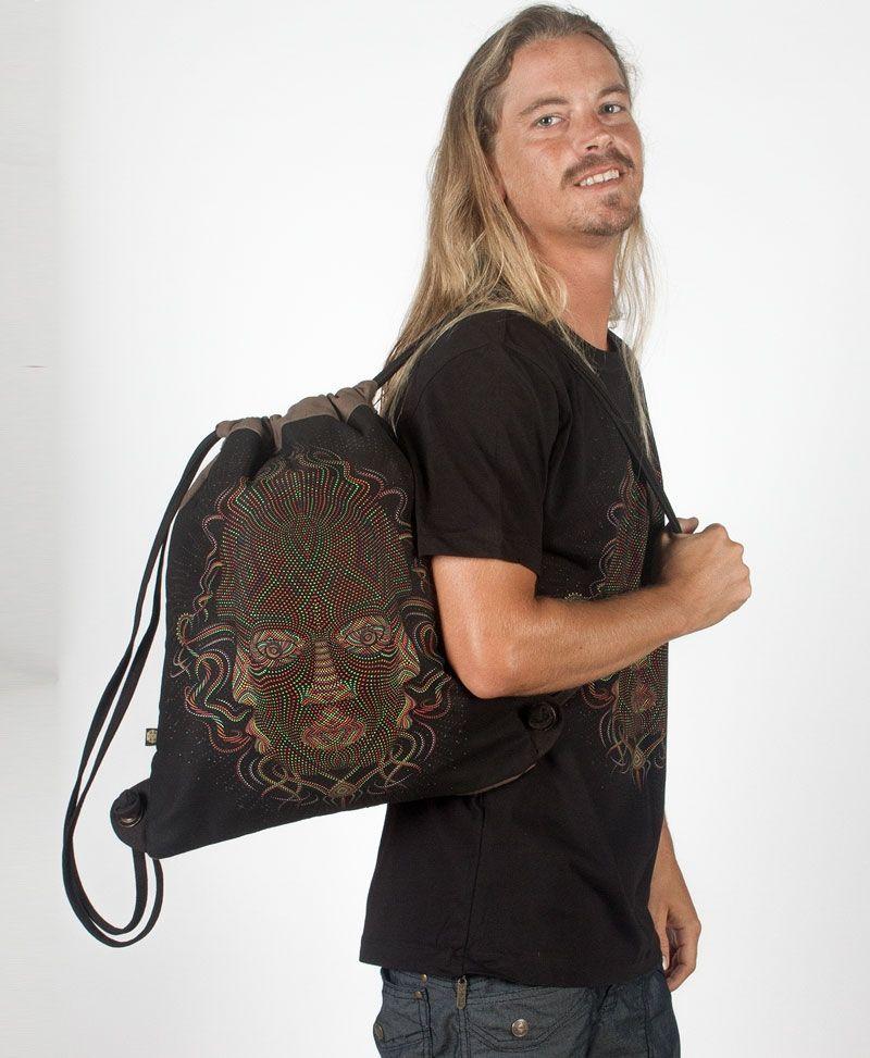 psychedelic bag