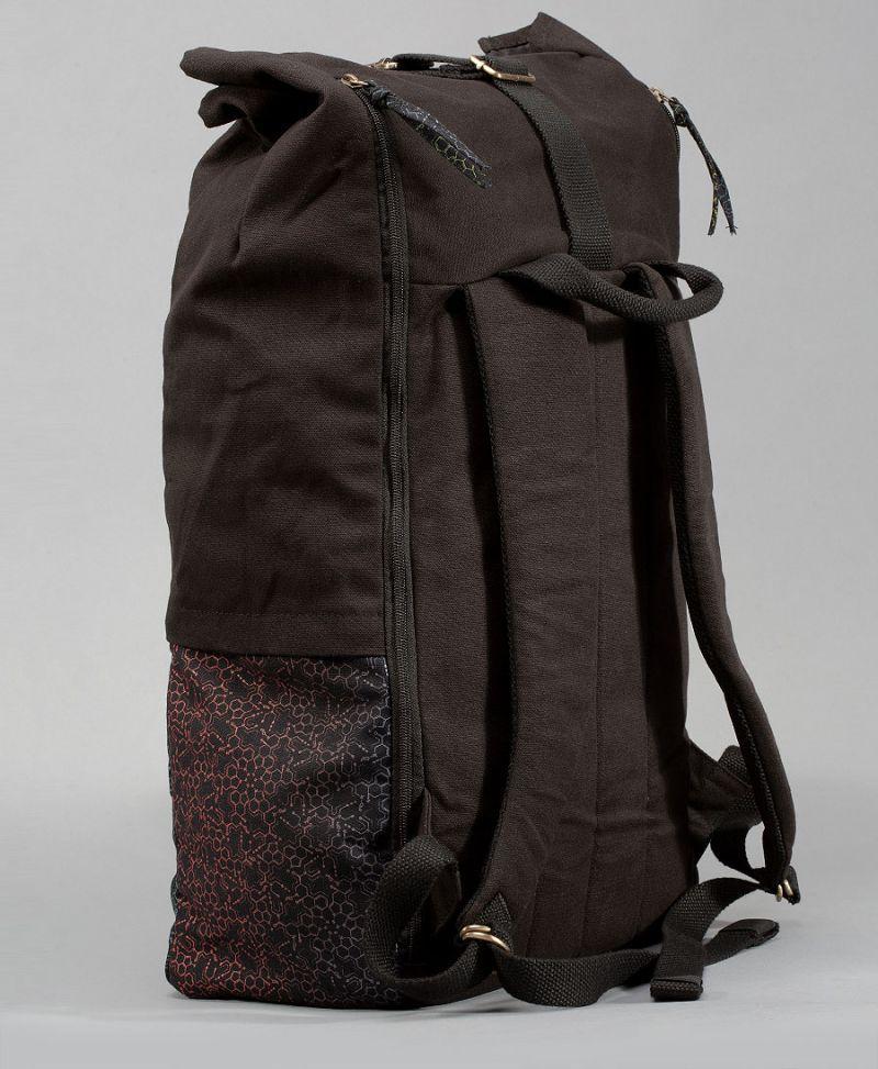 LSD Molecule travel backpack extra large carry on bag for laptop