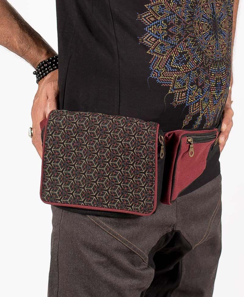 psychedelic-festival-utility-pocket-belt-canvas-hip-bag-fanny-pack-kubic