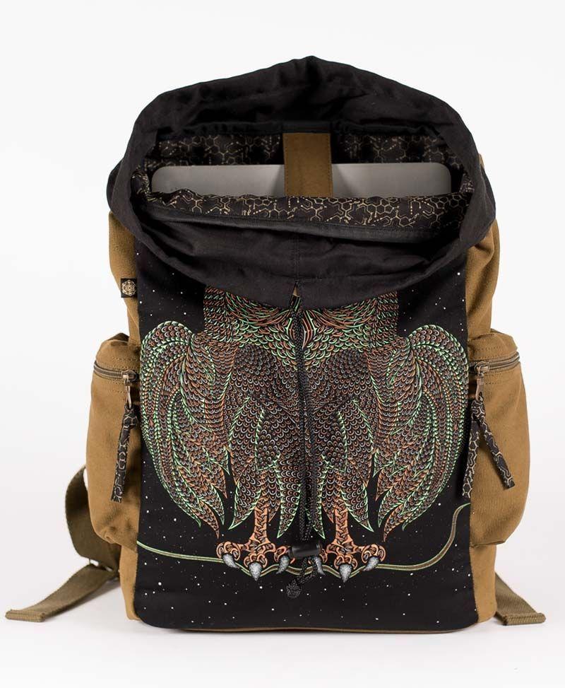 psychedelic-owl-backpack-laptop-bag-canvas-vegan