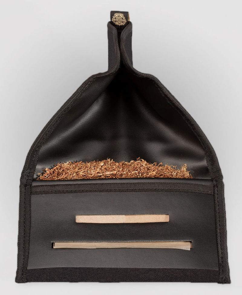 rolling tobacco pouch case smoking accessory magic mushroom