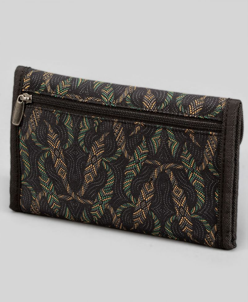 tribal pouch for rolling tobacco case