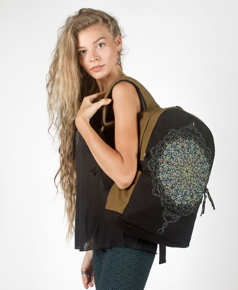 round-canvas-backpack-laptop-bag-psy-trance-festival
