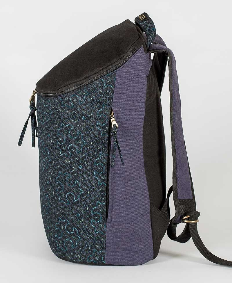 psytrance-festival-wide-top-backpack-laptop-bag-canvas-seed-of-life